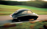 SAFETY CELL: Saab 92 (1949)