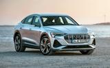 SUMMER 2020: Audi E-tron Sportback
