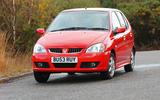 Rover CityRover (2003-05)