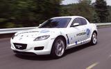 Mazda RX-8 Hydrogen (2003)