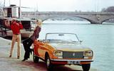 Peugeot 304 convertible
