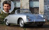 Patrick Dempsey - Porsche 356 Speedster
