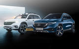 LATE 2020: Mercedes-Benz EQA