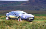 65. 2005 Aston Martin V8 Vantage