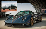 Rover donors for exotic cars