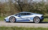 41: Lamborghini Huracán LP 610-4 Polizia (Italy)