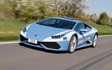 48: Lamborghini Huracán (Italy)
