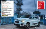 Overall MPV winner: Citroën Berlingo Puretech 110 Feel M