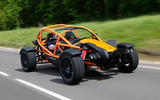 62 2015 Ariel Nomad – NEW ENTRY