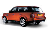 Expanding the Range Rover brand