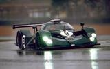 Bentley returns to Le Mans (2001)