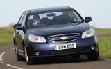 Chevrolet Epica (2008-09)