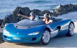 Renault Laguna concept (1990)