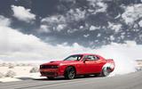 Dodge Challenger SRT Hellcat (2015-)