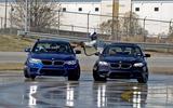 BMW M5 drift record (2018)