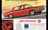 TURBO: Oldsmobile F-85 Turbo Jetfire (1962)