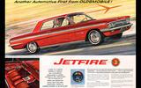 TURBOCHARGER: Oldsmobile F-85 Jetfire (1962)
