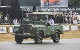 1948 Land Rover Series 1 80in