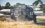 Kamaz 43509 K Dakar truck