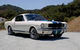 1965 Shelby GT350 Paxton prototype – $572,000 (2014)