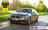 FIVE STAR CAR: BMW 320d