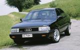 Audi 200 quattro - THE LIVING DAYLIGHTS (1987)