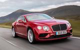 Bentley Continental GT Speed (2007-2010) - 206mph
