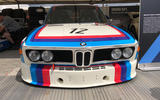 The mouth of the 1975 BMW 3.0 CSL