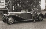 Bugatti Royale: 12.7 litres