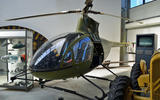 Citroën's helicopter
