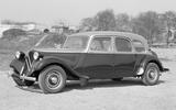 Citroën's slow beginnings (1949)