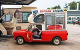Ice cream van (1967) - 61,400 miles - £29,999