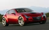 Franz Von Holzhausen's miss: 2006 Mazda Kabura concept