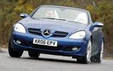 Mercedes-Benz SLK (from £1000)