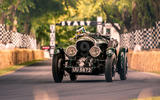 Bentley 4.5-litre Blower at Goodwood Festival of Speed 2019