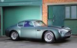 Aston Martin DB4 GT Zagato - later