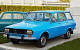 Dacia 1300 - later