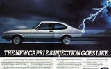 All hail the Capri 2.8i