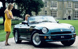 MG RV8 - later