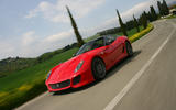 61. 2010 Ferrari 599 GTO