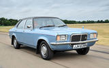 Vauxhall Victor FE - then