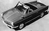 ROTARY ENGINE: NSU Wankel Spider (1964)
