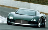 Bentley Hunaudieres concept (1999)