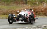 56 2012 Morgan Three-Wheeler