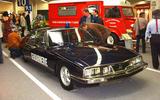 33: Citroën SM (France)