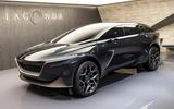 3: Lagonda All-Terrain Concept