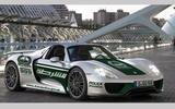 32: Porsche 918 Spyder (Dubai)