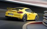 Porsche Cayman GT4 (2015)