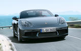 Porsche 718 Boxster and Cayman (2016)