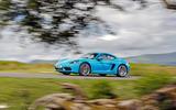 6: Porsche 718 Cayman